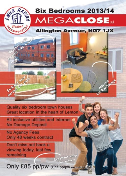 Allington Ave flyer