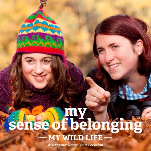 My Sense of Belonging
