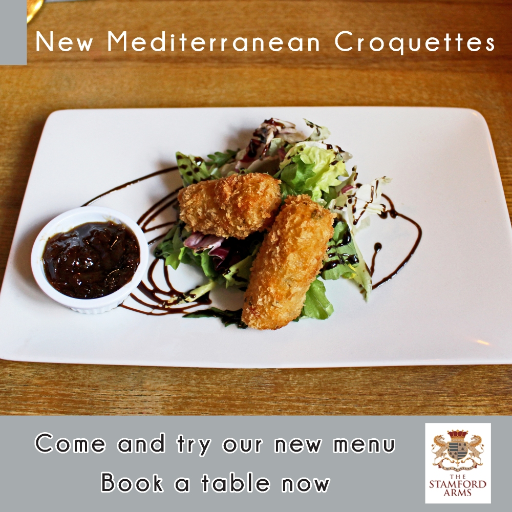 Croquettes Social Media Post