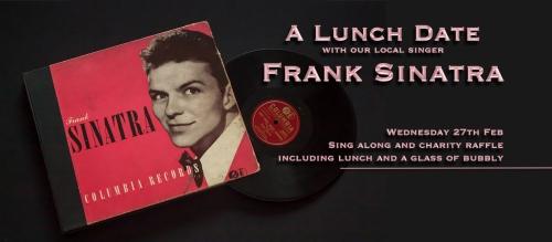 Frank Sinatra FB Banner