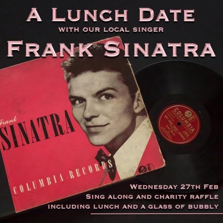 Frank Sinatra Social Media Post