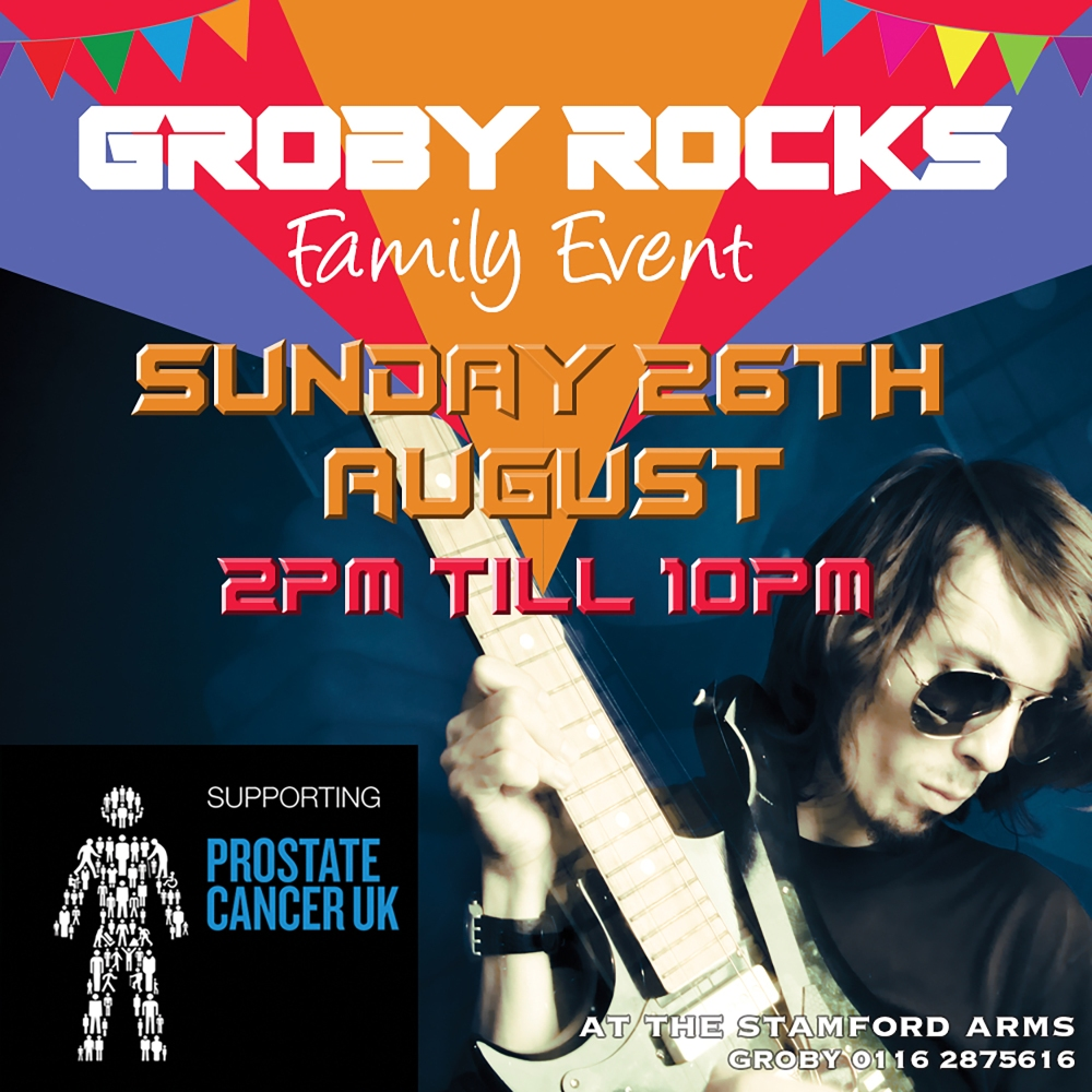 Groby Rocks Social Media Post