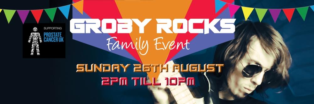 Groby Rocks Twitter Banner