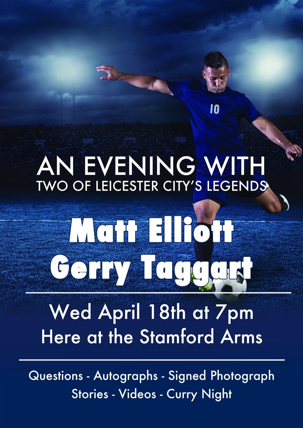 Matt Elliott Poster