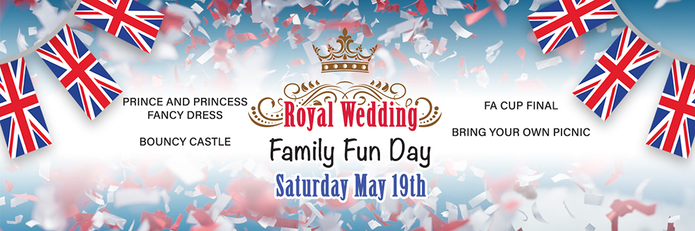 Royal Wedding Twitter Cover
