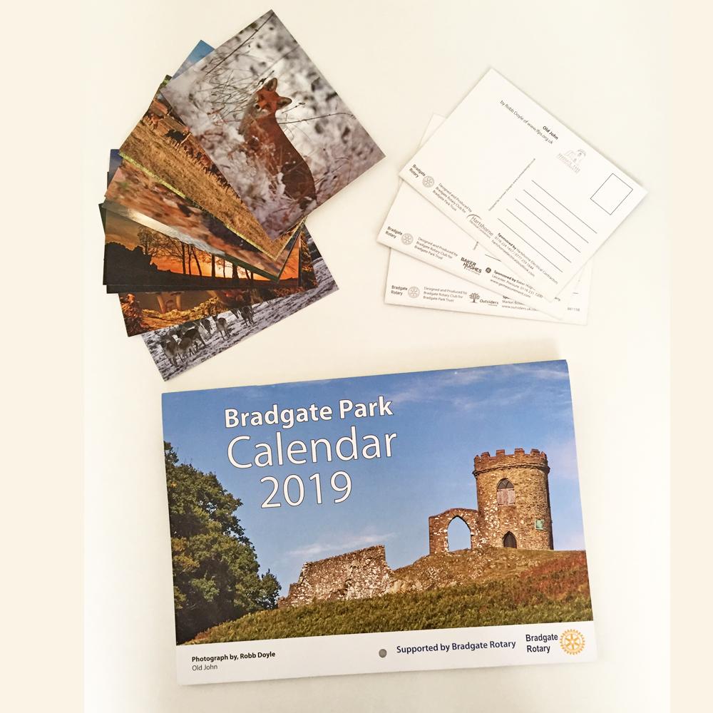 Bradgate Calendar Image