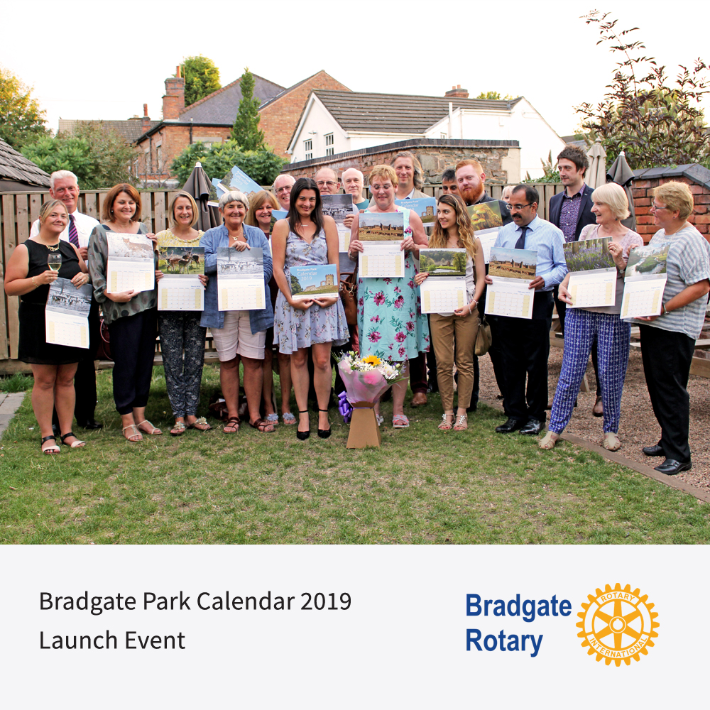 Bradgate Park Calendar Launch Evening