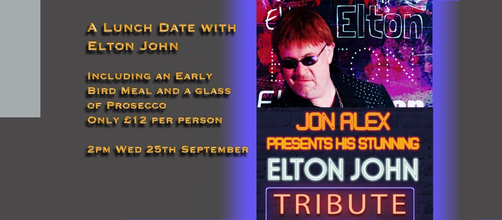 Elton John Facebook Banner